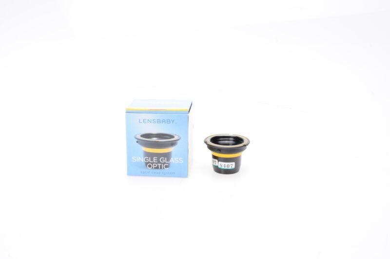 LensBaby Single Glass Optic #407