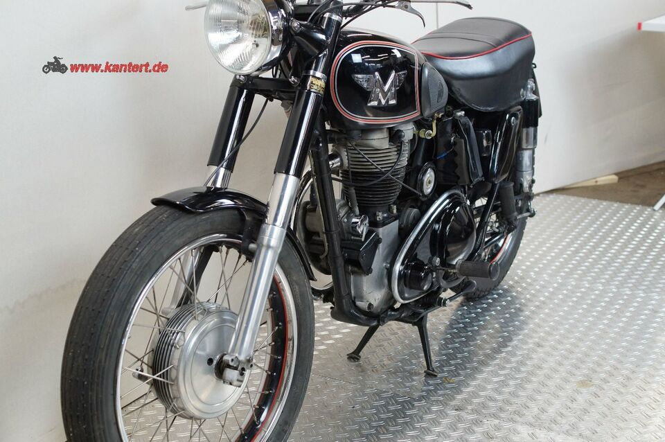 Matchless 350 3 GL 1952 in Willich