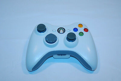 Microsoft Xbox 360 Wireless Controller Remote (WHITE)  Works Great for sale  Indianapolis