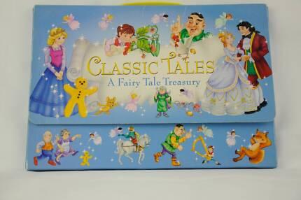 4 in 1 Classic Tales A Fairy Tale Treasury