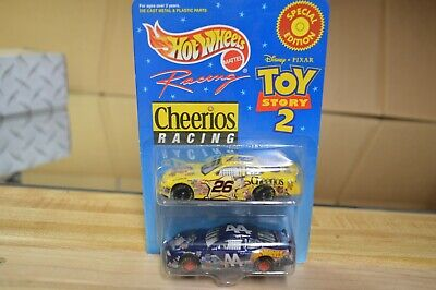 HOT WHEELS Cheerios Racing Toy Story 2 Special Edition