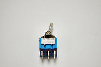 Dpst - Onon Mini Toggle Switch