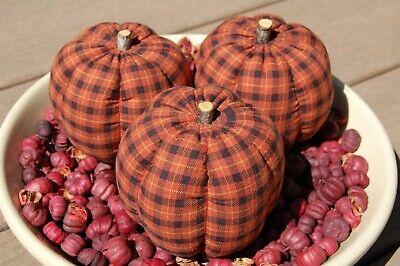 9~Primitive~Fall~Autumn~Pumpkin Patch~Fussy Cut~Gift~Hang~Tags~Ornies