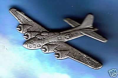 """Aviation Collectibles: Military Aircraft Boeing B-17 """"Flying Fortress"""" pin (LG)"""