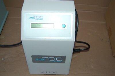 Millipore A10 Toc Total Organic Carbon Monitor Manual