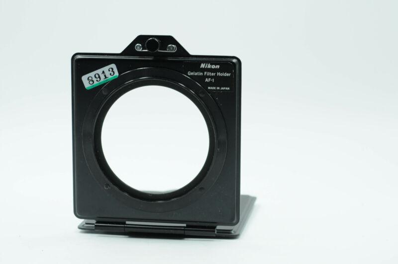 Nikon AF-1 Gelatine Gel Filter Holder                                       #913