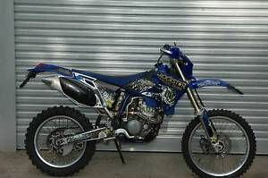 Yamaha WR250 with 3 month warranty, YZ pipe, rego, low km Lobethal Adelaide Hills Preview