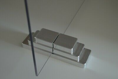 Spuckschutz, Thekenaufsatz, Schreibtischaufsatz, Aluminium, 4x600x800 mm
