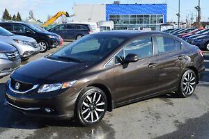 Honda Civic Touring 2013