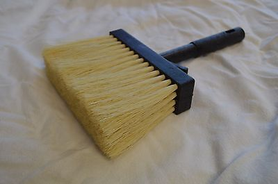 Kraft Tool BL527 6-1//2-Inch by 1-3//4-Inch Bucket Brush with 7-Inch Handle