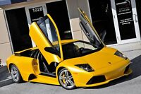 Miniature 3 Voiture Européenne d'occasion Lamborghini Murcielago 2008