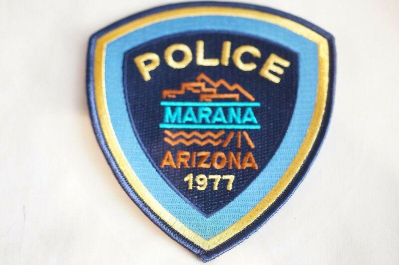 US Marana Arizona Police Patch