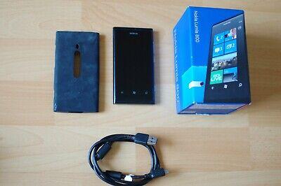 Nokia Lumia 800 (Ohne Simlock) Smartphone Handy Mobile na sprzedaż  Wysyłka do Poland
