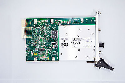Usa National Instruments Ni Pxie-5652 Rf And Microwave Signal Generator Tested