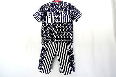 Casual Suits For Boys (*Handcrafted* Sailor SUIT  for Boys or Girls  2 (two))