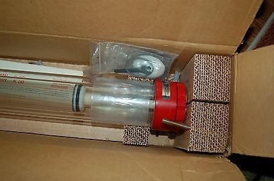 Ge Pharmacia Preparative Glass Chromatography Column 1m 1000 K 50 K50 Amersham