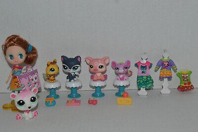 Littlest Pet Shop~#2203~#2204~#2205~#2206~#2298~29 Blythe~Fashion Treat Boutique