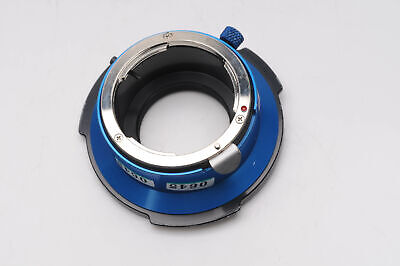 MTF Services Adapter for Nikon G Lens to Sony EX3 Video Camera Body         #645