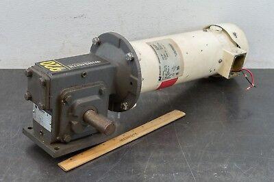Magnetek D210 1 Hp Electric Motor 180 Volt Vdc Winsmith Reducer 101 Ratio