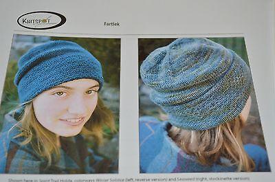 Knitspot Knitting Pattern Stocking Cap Fartlek