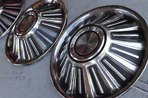 FORD FAIRLANE ZC..,FORD MUSTANG 1965,...LEYLAND P 76 HUBCAPS. Horsley Park Fairfield Area Preview