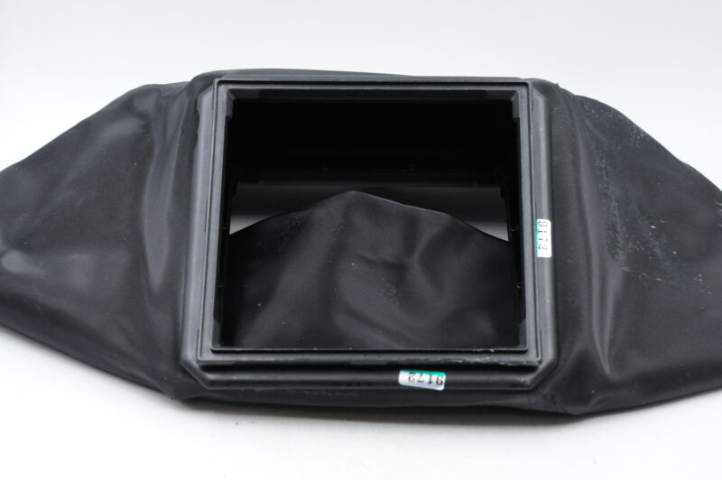 Sinar 4x5 Wide Angle Bag Bellows 1 CAT#455.36 #172