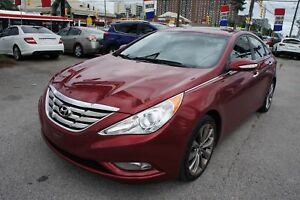 2011 Hyundai Sonata LIMITED  | NAVI | BACKUP CAM |  LEATHER | SU