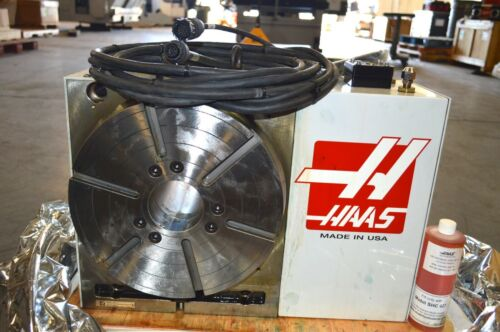 Haas HRT320FB, 4th Axis Rotary Table for HS1-RP