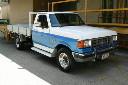 Immaculate CLASIC FORD F250  Brisbane Region Preview