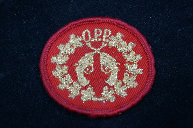 Vintage Canadian OPP Ontario Provincial Police Pistol Sharpshooter 3 Patch