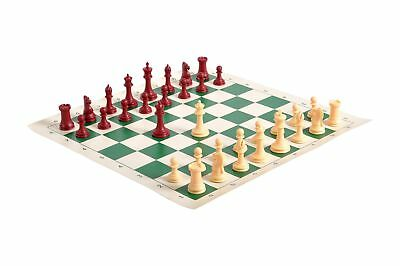 The Marshall Series Analysis Chess Combination - Red & -