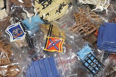 Playmobil Western Zubehör / Ersatzteile aussuchen Nordstaatler Südstaatler #577 ()