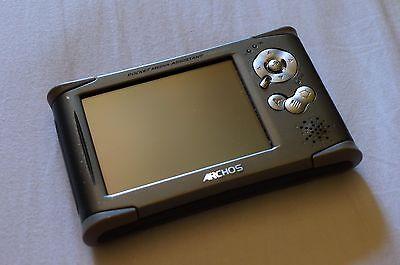 Archos pocket media assistant pma 400 pma400 tablet Linux palm palmare av video ()