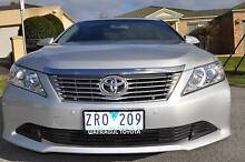 2013 Toyota Aurion Sedan Rowville Knox Area Preview