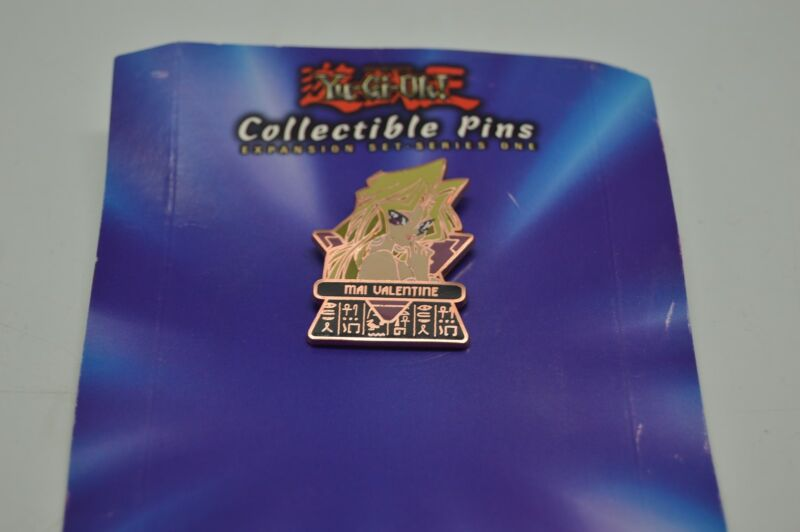Yu-Gi-Oh! Pin MAI VALENTINE Upper Deck 8B-D