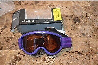 Smith Challenger OTG  Ski Snowboarding Goggles Optics Junior youth Violet Omega