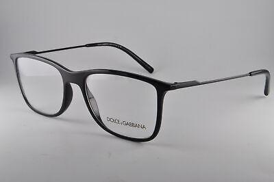 Dolce & Gabbana Eyeglasses DG 5024 501 Black, Size (Dolce And Gabbana Eyeglasses For Men)