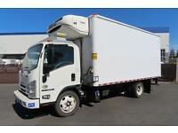 Isuzu NRR 16ft Reefer truck Freezer Refrigerated npr nqr hino fuso gmc ud Thermo