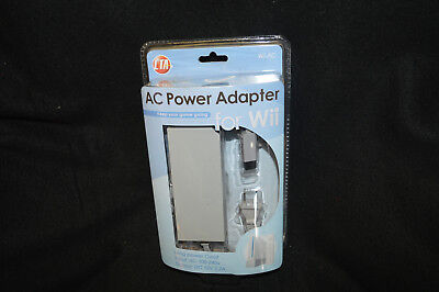 AC Adapter Power Supply Charger Cable For Nintendo Wii(NEW NOT OPENED)..  (Cta Digital Ac Adapter)