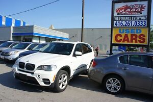 2011 BMW X5 xDrive35i | NAVI | BACKUP CAM |  PANO ROOF| ACCIDE