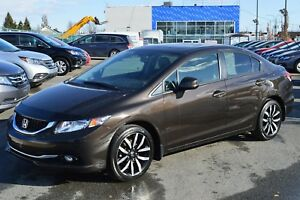 Honda Civic Touring 2013