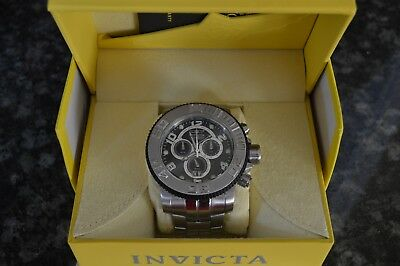 INVICTA PRO DIVER MASTER OF THE OCEAN MODEL #10782 MENS WATCH!!! MUST SEE!!!
