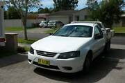 2007 Ford Falcon BF (LPG) 4.0L 6 CYL UTE AUTO Blue Haven Wyong Area Preview