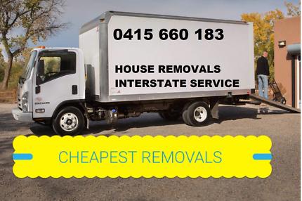Sydney-Melbourne Removals Service