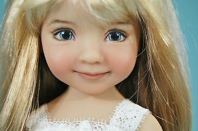 "Dianna Effner's Little Darling #3 ""You Name Her"" Rare Exquisite Vinyl Doll NIB"