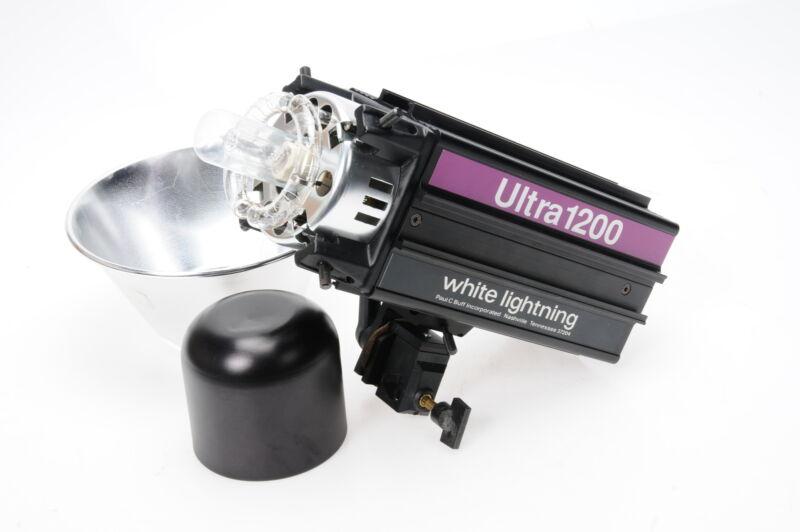 White Lightning Ultra 1200 Monolight Strobe Head #514