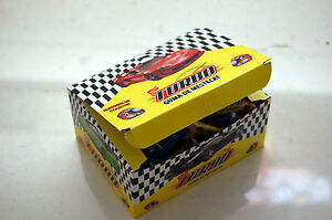Box with 100 gums Turbo Mert New Gum Wrappers Stickers All Colors - <span itemprop='availableAtOrFrom'>Warszawa, MAZOWIECKIE, Polska</span> - Box with 100 gums Turbo Mert New Gum Wrappers Stickers All Colors - Warszawa, MAZOWIECKIE, Polska