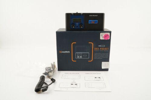 Beach Tek #DXA-Pocket Audio Adapter for DSLR or Camcorders - NEW