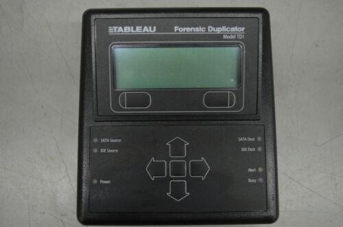 Tableau Forensic SATA/IDE Duplicator Model: TD1 w/ Power Supply