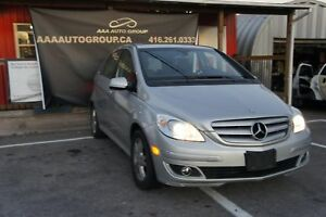 2007 Mercedes-Benz B-Class Turbo | POWER GROUP | PANO ROOF | NO
